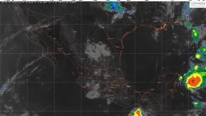 Una onda de calor cubrirá la mayor parte de México durante las próximas horas