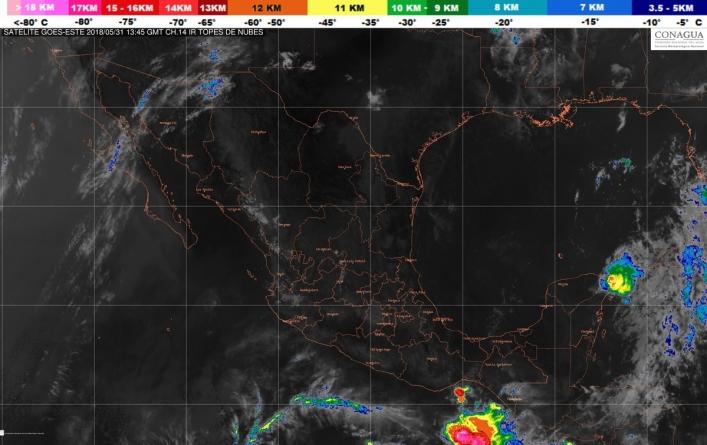 Se prevén temperaturas superiores a 30 grados Celsius en todo México, debido a onda de calor