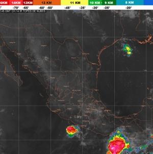Durante las próximas horas, onda de calor generará temperaturas mayores a 35 grados Celsius en 26 entidades de México