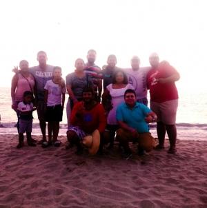 Arriban pescadores michoacanos para el reto del 1er. Gran Torneo de Pesca de Orilla Surfcasting Vallarta