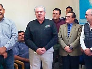 Rubén Baiza, nuevo subdelegado de Pesca en Baja California