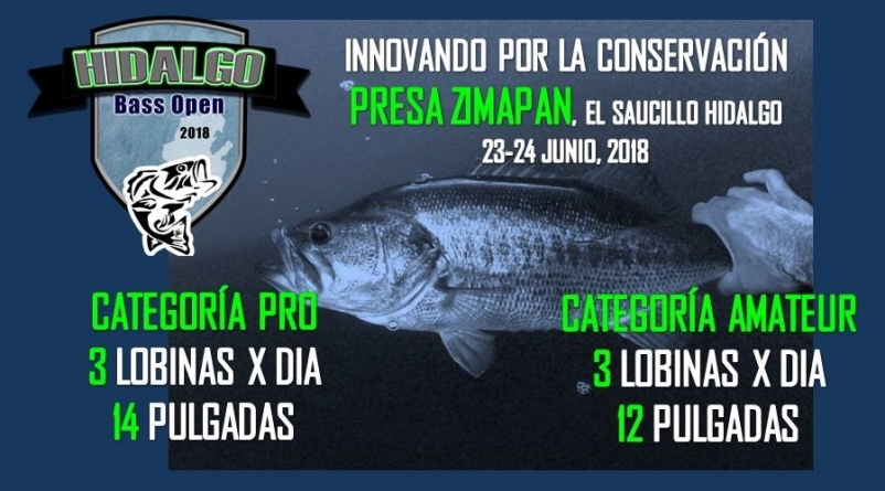 Hidalgo Bass Open 2018