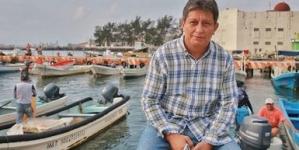 Pescadores de Veracruz reubican arrecife coralino de Parque Sistema Arrecifal Veracruzano afectado por obras portuarias