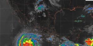 Tormentas intensas se prevén en Veracruz, Oaxaca y Chiapas
