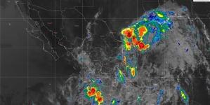 Se prevén tormentas torrenciales en el norte de Puebla y la zona montañosa central y el norte de Veracruz