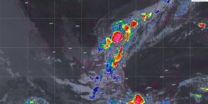 Tormentas intensas, se pronostican para San Luis Potosí, Guanajuato y Oaxaca