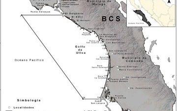 Gobierno de México amplía cinco años la vigencia de Zona de Refugio Pesquero la costa occidental de Baja California Sur (Golfo de Ulloa)