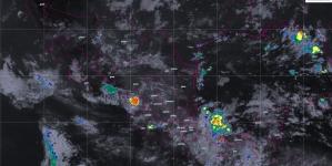 Tormentas de intensas a torrenciales se prevén esta noche en regiones de Veracruz, Oaxaca, Tamaulipas, Puebla y Chiapas