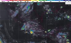 Durante las próximas horas se prevén tormentas muy fuertes en Veracruz, Tabasco, Oaxaca, Chiapas, Campeche y Quintana Roo