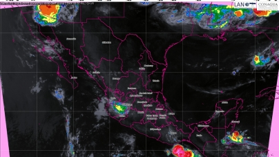 Se estiman temperaturas que oscilarán entre 40 y 45 grados en 11 estados de México.