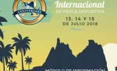 71 Torneo internacional de pesca deportiva en San Carlos