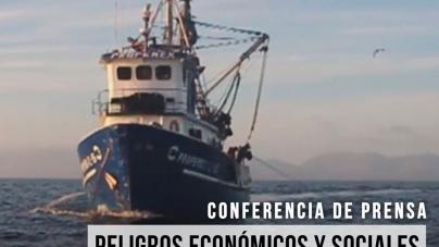 Conferencia de prensa: Peligros económicos y sociales respecto al cierre del golfo de California