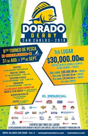 Dorado Derby San Carlos 2018