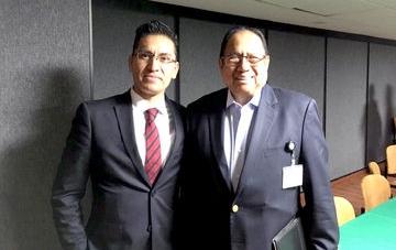 El Lic. Roberto Solís, es el nuevo director Jurídico del INAPESCA