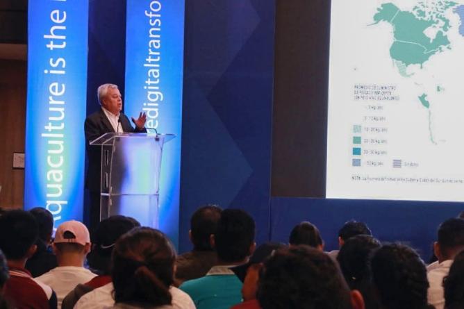 En México están disponibles 20 millones de ha para proyectos acuícolas: CONAPESCA