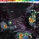 Actividad eléctrica, granizadas y tormentas intensas, se prevén en Tamaulipas, Jalisco, Nayarit, Guerrero y Oaxaca