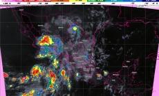 En las próximas horas se prevén tormentas intensas en Sonora, Sinaloa, Nayarit y Jalisco