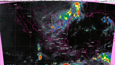 El Frente Frío Número 2 ocasionará en las próximas horas tormentas muy fuertes en zonas de Coahuila, Nuevo León y Tamaulipas.