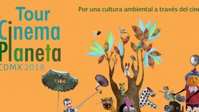 Tour Cinema Planeta 2018 en México