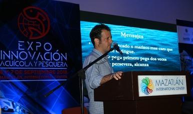 """Álvaro Kutz de Netmar: """"No hay pescado más caro que el que se extingue"""""""