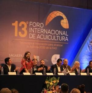 La acuacultura, actividad estratégica en el desarrollo regional, la seguridad alimentaria y la sustentabilidad: CONAPESCA