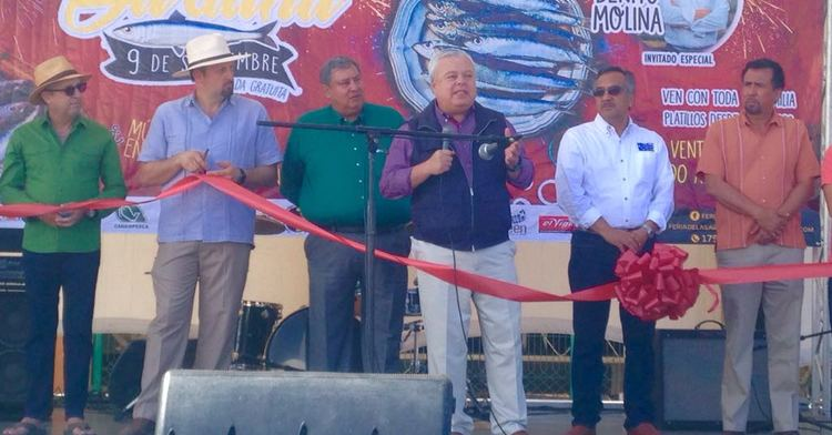 Certificada como sustentable 85 % de la producción de sardina en México