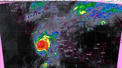 En las próximas horas se prevén tormentas torrenciales en Sinaloa, Nayarit y Jalisco