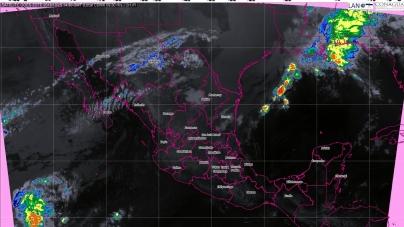 Pronostican descenso de temperaturas en el norte, el noreste y el oriente de México