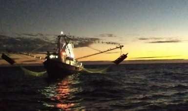 Aseguran embarcación mayor por pesca ilegal en refugio para protección de la vaquita marina y RB Alto Golfo de California y Delta del Río Colorado