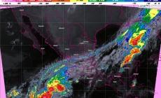 Se prevén tormentas torrenciales de corta duración en Veracruz y Oaxaca