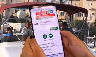 """Presentan la aplicación """"PescaMéxico"""" para fomentar la pesca deportiva en nuestro país"""