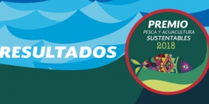 27 pescadores, acuacultores, instituciones y organismos especializados, participaron en Premio a la Pesca y Acuacultura Sustentables 2018