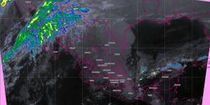 Se prevé evento de Norte con rachas de viento mayores a 80 km/h en el Istmo y el Golfo de Tehuantepec