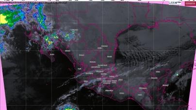 El Frente Frío Número 16 hoy generará ambiente frío en gran parte de México