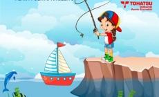 Séptimo torneo de pesca infantil 2019 Playa Puerto Angelito