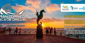 2° Gran torneo de pesca de orilla Surfcasting Vallarta