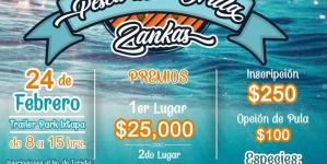 1er torneo de pesca de orilla Zankas