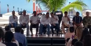 Para mitigar impacto de vedas, la CONAPESCA apoyará a productores del sur y sureste de México
