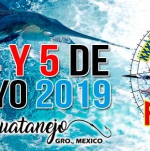 XXXVI Torneo internacional de la pesca del pez vela 2019