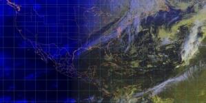Se prevén tormentas muy fuertes con actividad eléctrica y granizo en regiones de Veracruz, Puebla, Chiapas y Tabasco