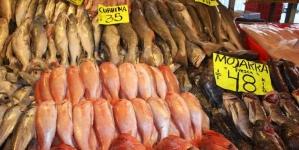Garantizada oferta de pescados y mariscos disponibles, a precios accesibles y frescos, en los mercados del país