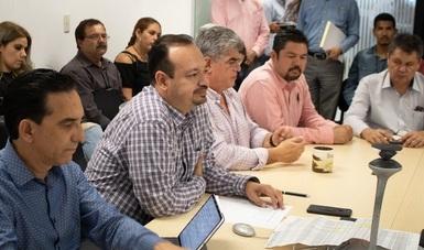 Capacitación para atención a productores pesqueros y acuícolas del país