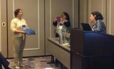 La Dra. Carmen Paniagua del Cicese, recibe premio por su destacado trabajo en acuicultura del camarón
