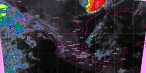 Lluvias, tormentas eléctricas, granizadas y vientos fuertes se prevén hoy en Coahuila, Nuevo León y Tamaulipas