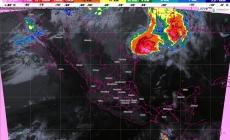 Lluvias fuertes, tormentas eléctricas y granizadas se prevén hoy en Coahuila, Nuevo León y Tamaulipas