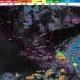 Se pronostican tormentas intensas, actividad eléctrica y granizadas para regiones de Veracruz, Oaxaca y Chiapas