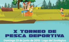 X Torneo de pesca deportiva