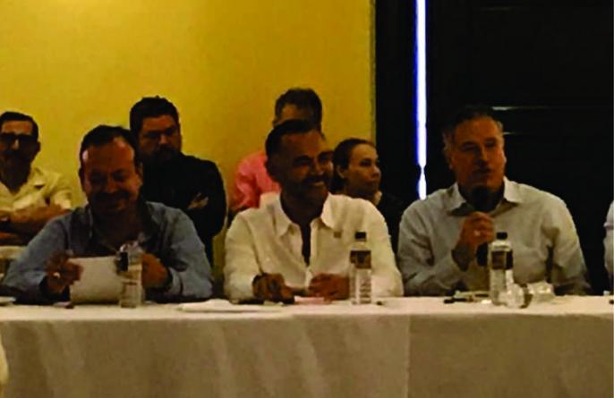 Autoridad e IP, trabajan en beneficio del sector pesquero y acuícola mexicano