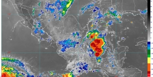 Lluvias muy fuertes se pronostican hoy para Sonora, Chihuahua, Estado de México, Hidalgo, Puebla y Oaxaca
