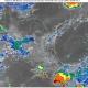 Lluvias muy fuertes se pronostican en Durango, Sinaloa, Nayarit, Jalisco, Michoacán, Guerrero y Oaxaca